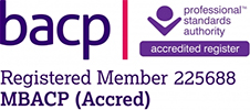 Dawn Purver BACP Registered Accredited Member